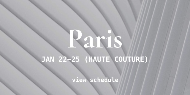paris haute couture fashion week